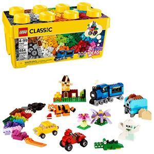 Lego Classic Caixa Média de Peças Criativas LEGO® 10696 - R$230