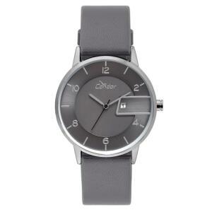[Com AME R$122] Relógio Condor Feminino Eterna Bracelete Prata - COGL10BR/K2C