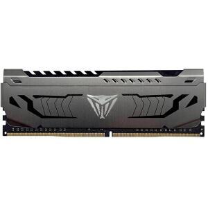 Memória DDR4 Patriot Viper Steel, 8GB 3200MHz, Black R$320