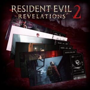 Season Pass do Resident Evil Revelations 2 - Xbox One & Series X|S - R$10