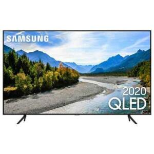 [REEMBALADA] Smart TV 50'' Samsung QLED 4K 50Q60T R$2800