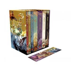 Box Livros J.K. Rowling Edição Especial - Harry Potter Exclusivo R$123