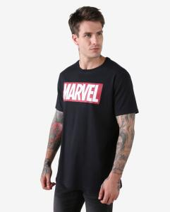 Camiseta Marvel - Preto - R$22