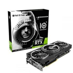 Placa de Video Galax RTX 2070 Super HOF Black 8GB 256 Bits - R$5289