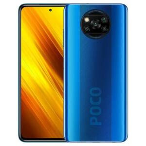 Smartphone Xiaomi Poco X3, 6GB RAM, 64GB, Cobalt Blue - R$1699