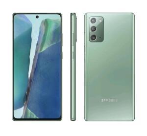 [Cliente Ouro R$3427] Smartphone Samsung Galaxy Note 20 256GB Mystic -  R$ 3428