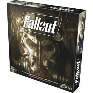 Fallout - Board Game Galápagos Jogos