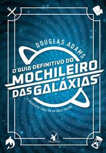 [PRIME] Livro - O guia definitivo do mochileiro das galáxias