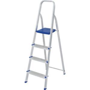 Escada De Alumínio 4 Degraus MOR R$90