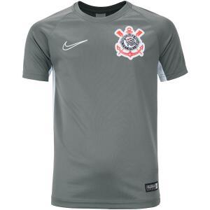 Camisa de Treino do Corinthians 2019 Nike - Infantil | R$ 30