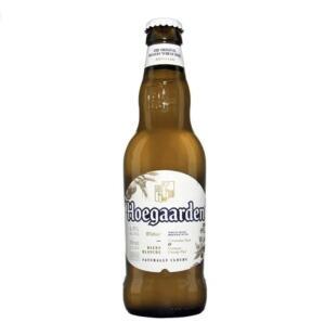 Cerveja Hoegaarden Wit Blanche Witbier Garrafa 330ml | 15 unid | R$3,37 cada
