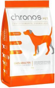 Ração Super Premium Chronos para Cães Adultos Raças Grandes, 15kg | R$77