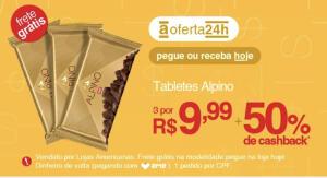 [AME 50%] 3 Alpino 90G   R$ 10