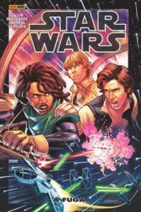 Livro - Star Wars: A Fuga | R$17