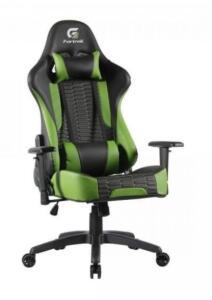 [app] Cadeira Gamer Cruiser Preta/Verde FORTREK - R$959
