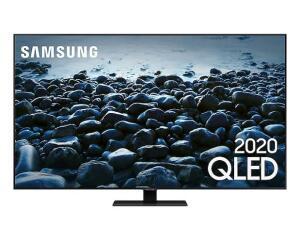 """Smart TV QLED 55"""" 4K Samsung - R$4740"""