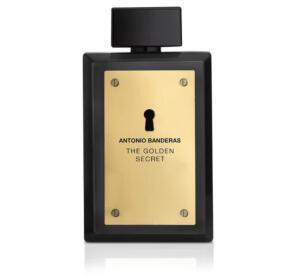 Perfume Masculino The Golden Secret Antonio Banderas 200ml - R$139