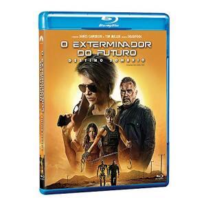 O Exterminador Do Futuro: Destino Sombrio [Blu-Ray] R$30