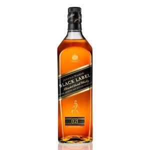 (R$40 de volta no MagaluPay) Whisky Johnnie Walker Black Label - 1L