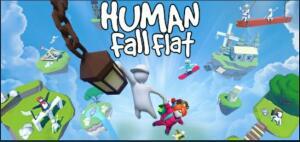 (steam) Human Fall Flat | R$11