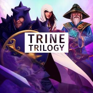 [PS4] Jogo: Trine Trilogy | R$32
