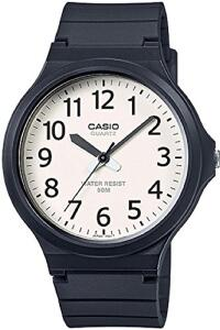 Relógio Masculino Casio Analógico Mw2407Bvdf - Preto | R$ 96