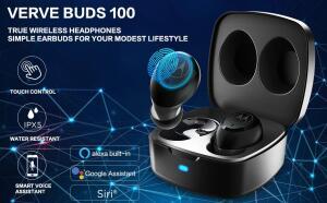 [Primeira compra] Fone Motorola Vervebuds 100 | R$ 100