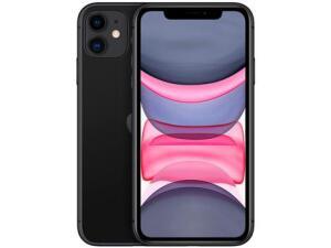 [APP] Apple iPhone 11 (64GB, Preto, Vermelho e Verde) | R$3858