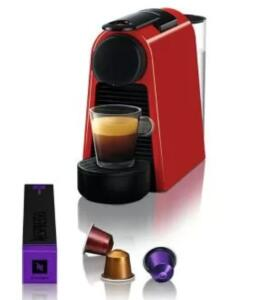 Máquina de café Expresso Nespresso essenza | R$99