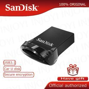 Pen Drive SanDisk Ultra Fit 32GB USB 3.1 | R$22