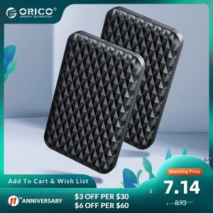 "Case Externa SATA 2,5"" Orico USB 3.0 | R$30"