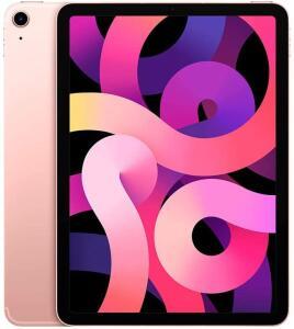 iPad Air 4 10,9 - Wi-Fi 64GB - Ouro rosa | R$5390