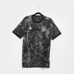 (APP) Camisa Alemanha Pré Jogo 20/21 Adidas Masculina | R$119