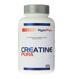 Creatine Pura - 300G - Hyperpure | R$ 34