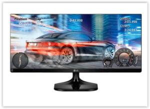 APP (REEMBALADO) Monitor ultrawide 25UM58 - LG | R$ 711
