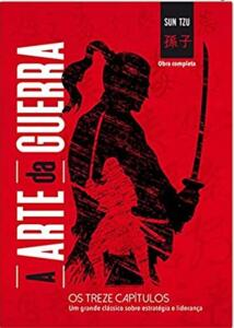 Livro A arte da guerra - Sun Tzu | R$ 6