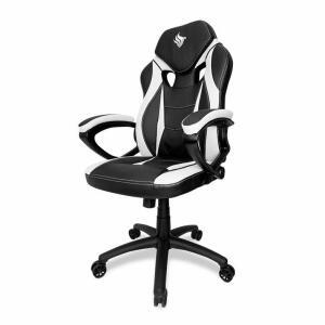 Cadeira Gamer Pichau Gier Branca, BY-8079WHITE - R$650