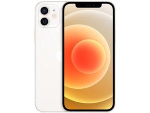 "iPhone 12 Apple 128GB Branco Tela 6,1"" - R$5672"