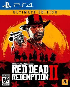 [PS4] Red Dead Redemption 2: Edição Definitiva R$ 122