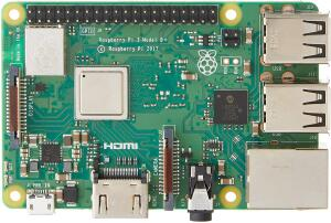 Raspberry Pi 3 - Modelo B   R$ 161