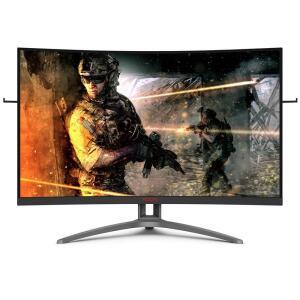 "Monitor Gamer Curvo LED 31.5"" Full HD AOC Agon AG323FCXE Full HD | R$ 1999"