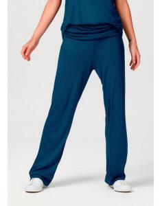 Calça Feminina Pantalona Com Elastano Hering | R$ 36