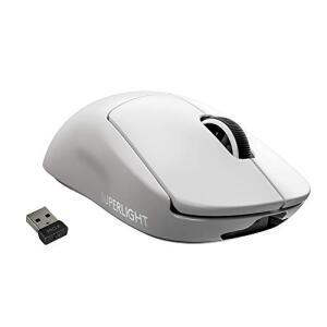 Mouse Gamer Sem Fio Logitech G PRO X SUPERLIGHT - R$674