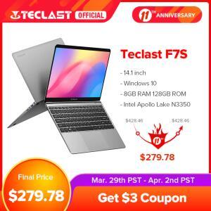 Notebook Teclast F7S 8gb ram 128gb rom | R$1769