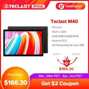 Tablet Teclast m40 | R$1.000