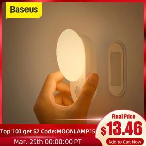 Luz noturna de LED Magnético com sensor de movimento recarregável | R$98