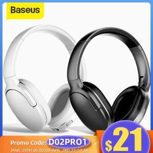 Fone de Ouvido Baseus D02 Pro Wireless | R$159