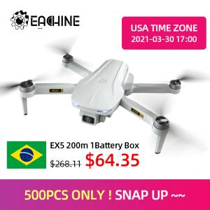 Drone Eachine EX5 4K GPS | R$389