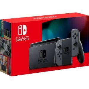 [App] Console Nintendo Switch 32gb + Gray Joy-Con - R$2269