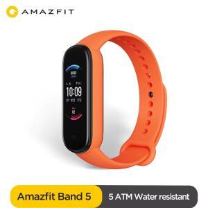 Pulseira Smart Amazfit band 5 - R$179